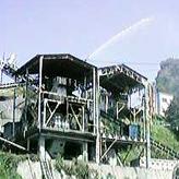 プラント場内の散水